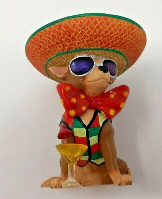 Aye Chihuahua by Westland Margarita Sombrero Tequila Shots on Hat