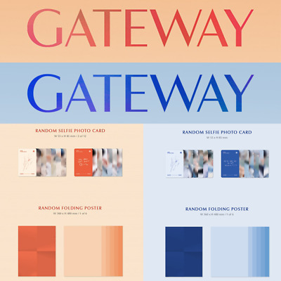 ASTRO GATEWAY 7th mini Official [PHOTO CARD / FOLDED POSTER]