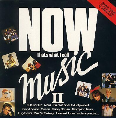 NOW Thats What I Call Music! 2 [Audio CD] Various Artists New Sealed