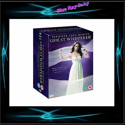 Ghost Whisperer - Complete Series Seasons 1 2 3 4 5 *** Brand New Boxset***