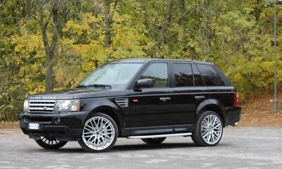 Lhd  Range Rover Sport  3.6 Twin Turbo  Tdv8 Hse V8  Free Uk Delivery