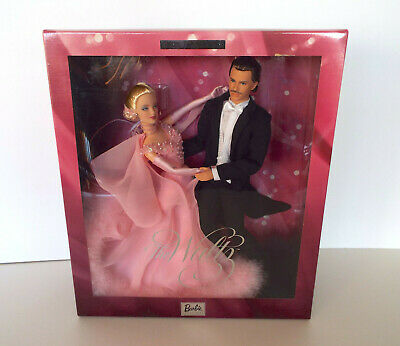 The Waltz Barbie Ken Gift Set Limited Edition 2003 Specialty Dolls NRFB