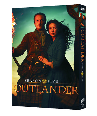 Outlander Season 5  [4DVD]    new new new ! ! !