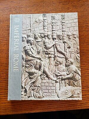 Time life Books Great Ages Of Man Imperial Rome 1965