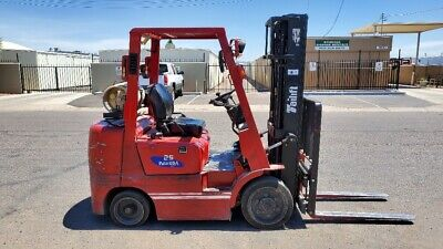 2003 Tailift Forklift (Great Deal!)