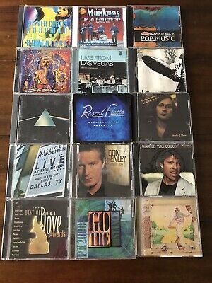 Lot #3 Of CDs. Good Condition