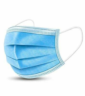 Turba 3 Ply Surgical Face Masks (2 Boxes of 50)