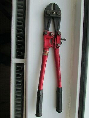 Quality HB Brand British Made Bolt Cutters Cast Steel & Adjustable