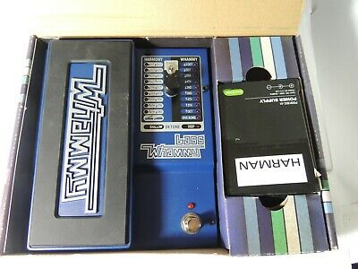 Digitech Bass Whammy Pitch Shifter Octave Effects Pedal Drop Tune Free USA Ship