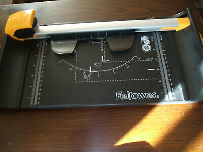 Paper & Photo Guillotine Trimmer Brand Fellowes