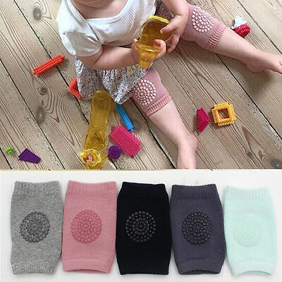 Baby Safety Kids Kneepad Crawling Knee Pad Toddler Elbow Pad Polyester+cotton V1