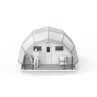 [Design Park] Modern Igloo Multi-Modular House