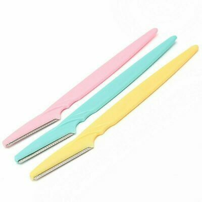 Eyebrow Razor Stainless Safety Cover for delicate & Sensitive Skin. Eyebrow
