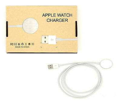 For Apple Watch iWatch Magnetic Charging Cable Charger 38 44mm Series 1 2 3 4 5