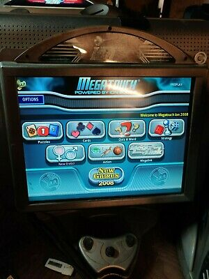 Megatouch Ion 2006 Countertop Gaming Machine