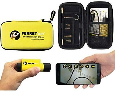 Cable Ferret 720p Wifi Glow Rod Inspection Camera
