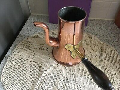 Antique Copper Coffee/ Water Pot