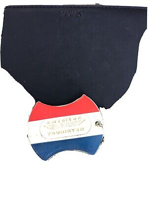 Vintage - American Tourister Luggage Tag