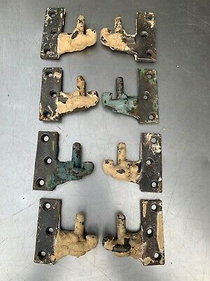 Antique Lot  Lull & Porter Shutter Hinges