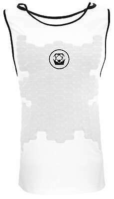 Atlas Charger Base Layer Protection Whiteout (White, Small - Medium)