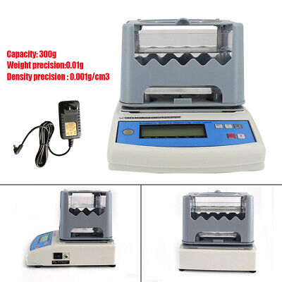 0.01g-300g Solid Density Meter Electronic Densitometer Precision 0.001g/cm3 USA