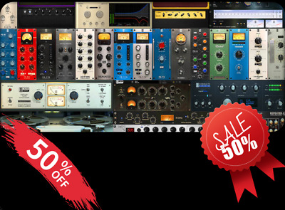 Slate Digital Complete Bundle 🎵 VMR/VTM/VBC/FG-X VST 🎵WIN✅Fast eDelivery ✅