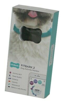 FitBark 2 Fit Bark Dog Activity Fitness Health Monitor Collar Attachment 7001009