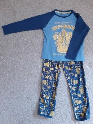 Childrens Harry Potter PJs Age 7-8 Years