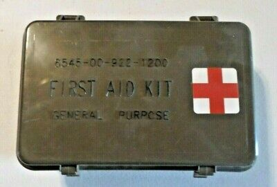Elite First Aid Military General Purpose First Aid Kit 6545-00-922-1200