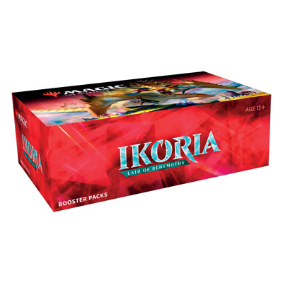Brand New MTG Ikoria: Lair of Behemoths Booster Box - Magic the Gathering