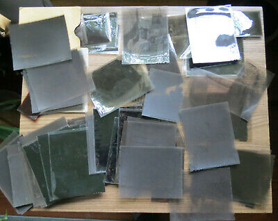 109 VINTAGE FILM NEGATIVES LOT - Children - People - Vacations Etc.