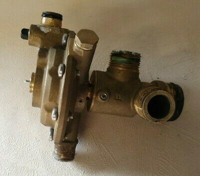 WORCESTER 24 CDi RSF OF BF 28 CDi RSF & 32CDi II RSF DIVERTER VALVE 87161567460