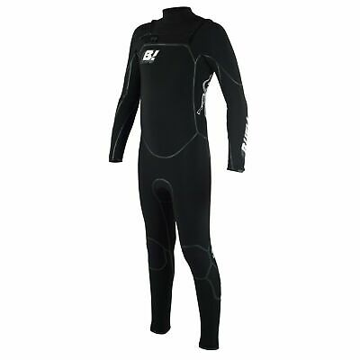 NEW Buell Childs Full Wetsuit Youth 4/3 Chest Zip Juniors Size 6,8,10,12 - $240