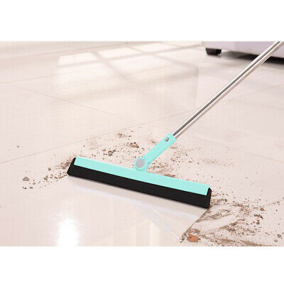 Magic Floor Shower Wet Room Tile Dust Hair Cleaning Foam Wiper Blade Brush Mop