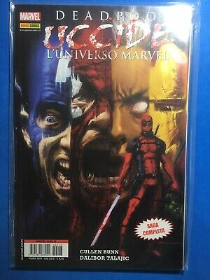 Deadpool Uccide L'Universol Marvel Panini Comics Marvel Icon 13