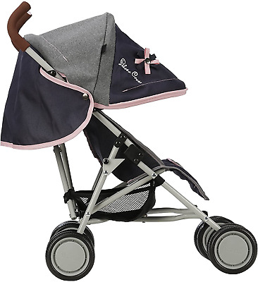Silver Cross Pop Dolls Pushchair / Stroller. Age 18 months - 3 years. Handle -