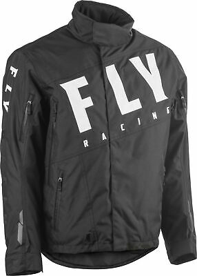 Fly Racing Snow Snx Pro Shell Jacket - Black, Sm 470-4110S