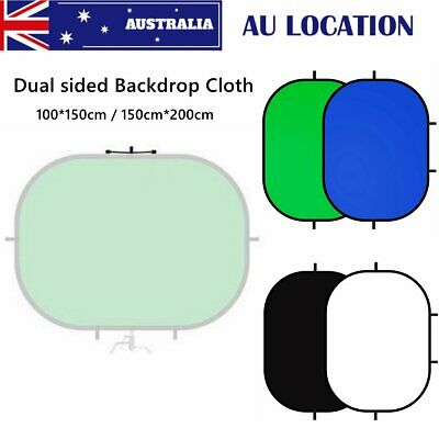 Collapsible Backdrop Cloth Studio Photo Matting Screen Background f Photography