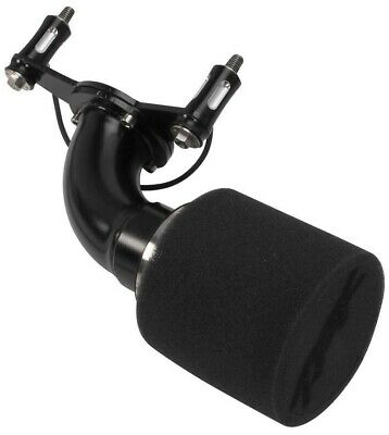 Two Brothers® Stainless Moto Intake for Harley-Davidson 034-377-03-B