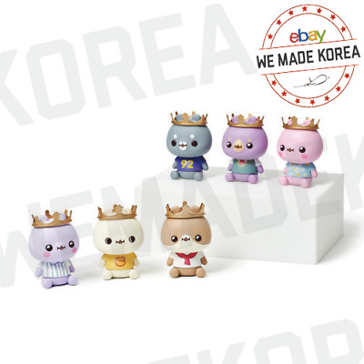 TWOTUCKGOM & MONSTA X Mini Figure Toy 7types Official Authentic K-Pop Goods MD