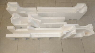 BIG Polystyrene STYROFOAM Block Blocks Used ForANYTHING OR TV SHIPPING BOX BOXES