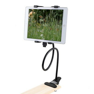 Gooseneck 360 Lazy Bed Desk Stand Holder Mount For iPad 2/3/4 Air Mini Tablet mX