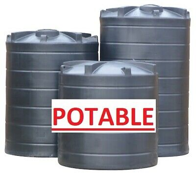 POTABLE Above Ground Water Tanks