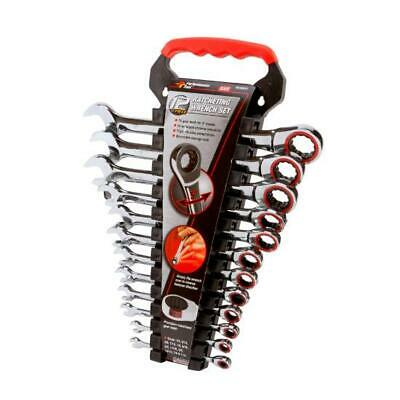 Performance Tool W30641 Wrench Ratcheting Combination 5 Degree Closed Head Angle