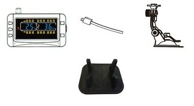 Truck System Technology TST507-D-C Tire Pressure Monitoring System, TPMS Display
