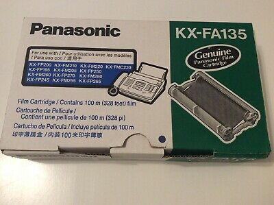 Panasonic Kx-Fa135 Film Cartridge