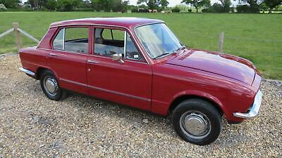 1975 Triumph Toledo 1300 FOUR SPEED MANUAL RWD Saloon Petrol Manual