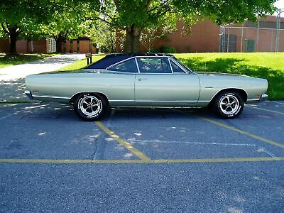 1969 Plymouth Satellite  1969 PLYMOUTH SATELLITE .. 440 HP .. MUST SEE ...