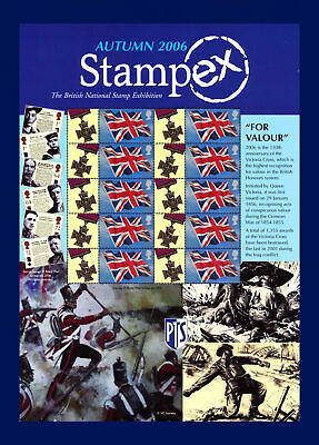 BC-095 10x1st Stampex - Autumn 2006 Smiler Sheet Unmounted Mint MNH bbvq