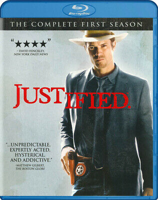 Justified - The Complete Season 1 (Blu-Ray) (Boxset) (Blu-Ray)